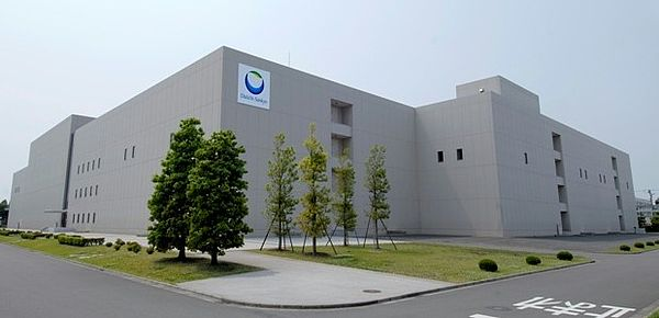 Usine de production à Hiratsuka, au Japon